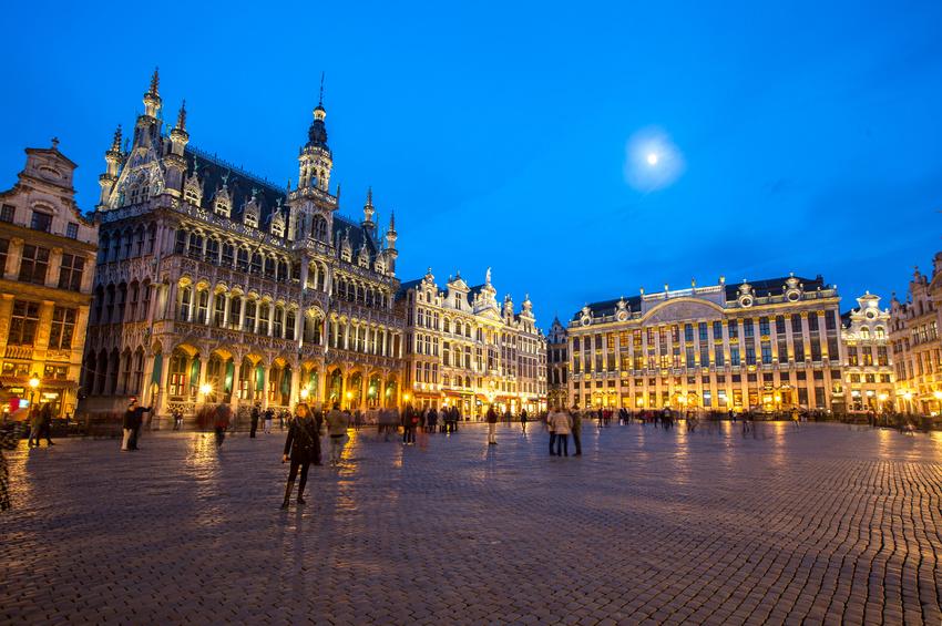 Belgian Square