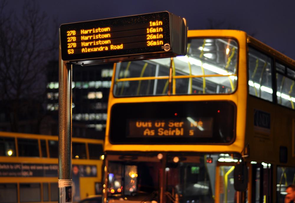 Dublin Bus -