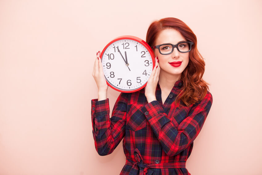 Nepropásněte ten správný čas na výhru
