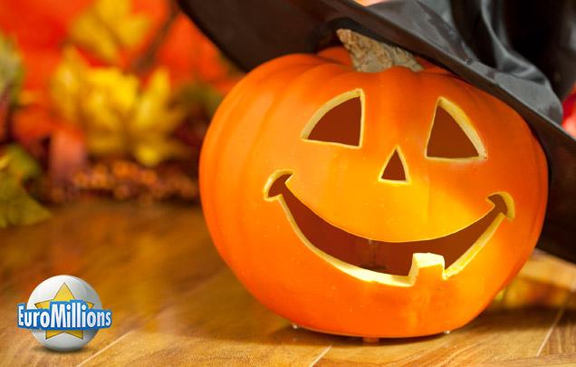 Beste Chancen in der Halloween-Woche bei den EuroMillions