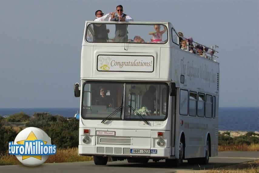 Irische Busfahrer gewinnen Millionen-Jackpot