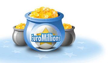 Der Jackpot der EuroMillions Lotterie steigt im dritten Anlauf nach dem Superdraw auf 129 Millionen.
