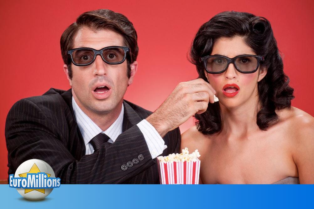 Mit Popcorn zu den EuroMillions