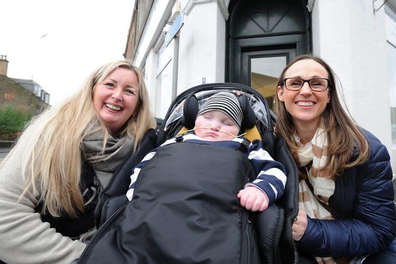 milionerka kupiła dom dla chorego dziecka