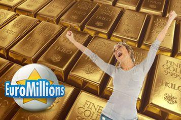 Wielka wygrana EuroMillions