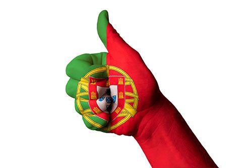 Zwycięzca z Portugalii