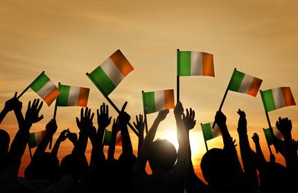 EuroMillions-lotten köptes i Dublin, Irlands huvudstad